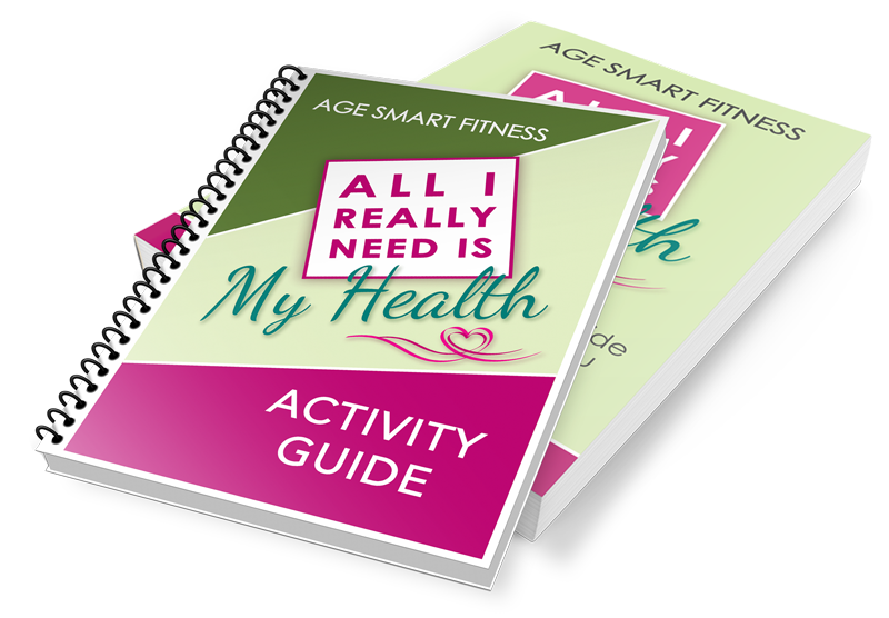 All I Really Need Is My Health - Lisa McLellan