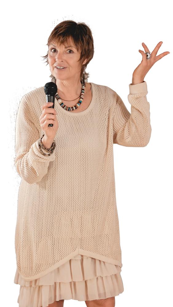 Lisa McLellan - Speaking - Age Smart Fitness
