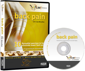 Back Pain DVD