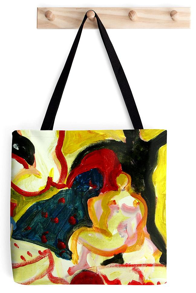 ASF Tote Bags - E
