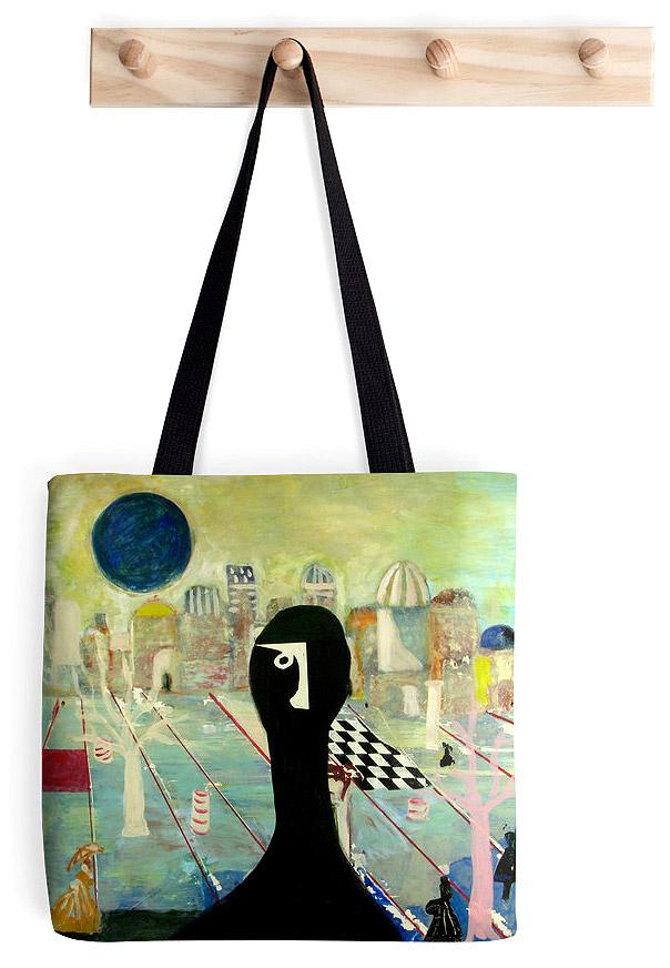 ASF Tote Bags - F