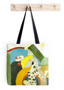 ASF Tote Bags - B