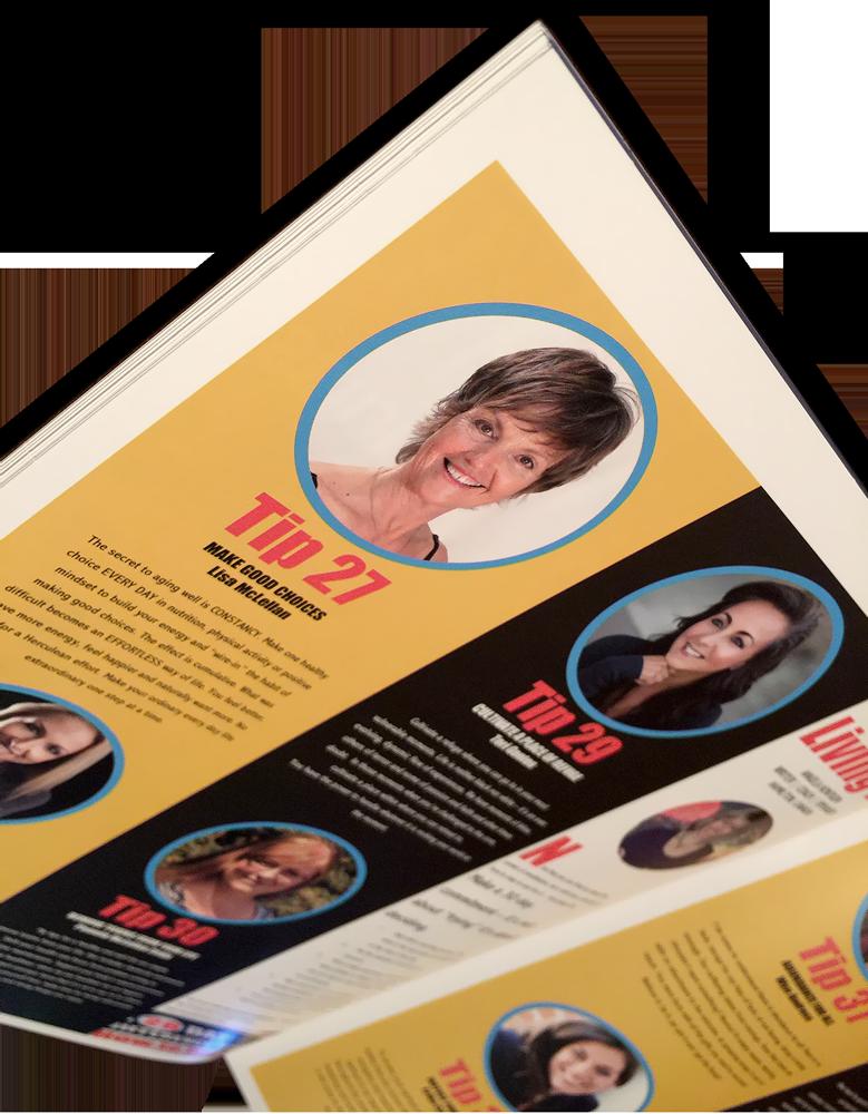 Defyeneurs Magazine - Lisa McLellan